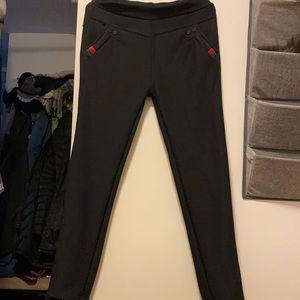Office Pants w/Gucci Symbol